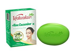 Aloe Cucumber Soap 50 Gm