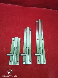 Buffing Plating Stainless Steel Tower Bolt