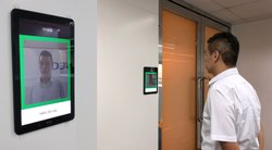 Biometric Face Reader Attendance System