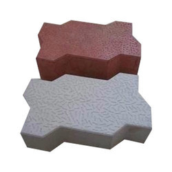 60 Mm Zig Zag Interlocking Tiles