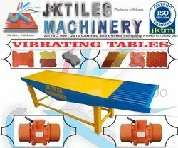 Vibration Table For Tiles Making