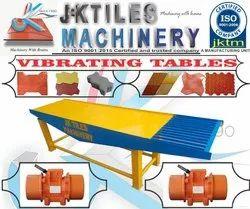 Vibration Table For Tiles Making