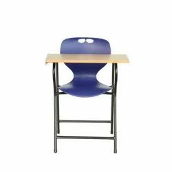 Writing Pad Chair - Plasto