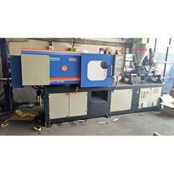 Semi Automatic Horizontal Plastic Injection Moulding Machine