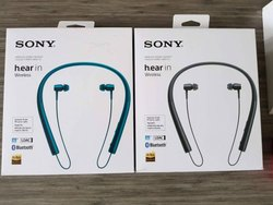Sony hear in Wireless