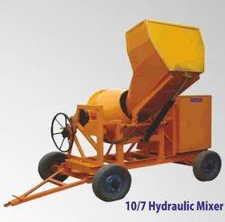 Hydraulic Concrete Mixer, Capacity: 200 L