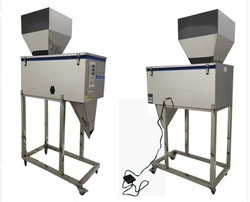 Semi Automatic Granules / Pulses / Powder Weigh Filler