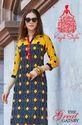 Kajal Style Town Beauty 6 Cotton Kurti