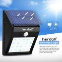 20 Led Solar Outdoor Lighting