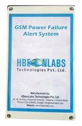 GSM Power Failure Alarm System