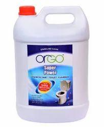 5 Liter Orgo Toilet Cleaner