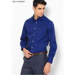 Corporate Cotton Mens Shirt
