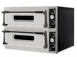 60 X 40 mm Double Deck Oven 3 Plus 3 Tray