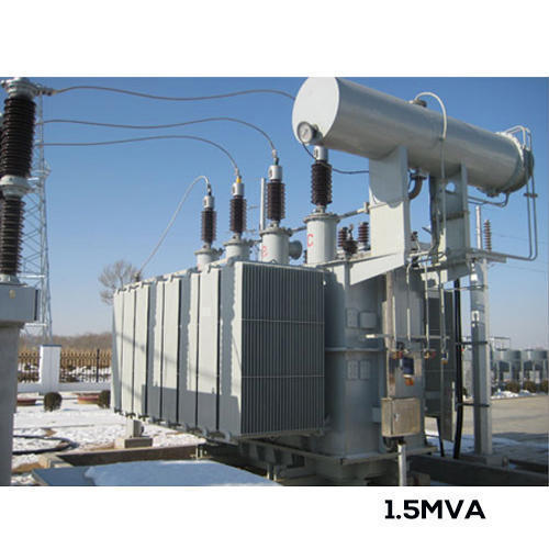 1 5 Mva Oil Immersed Power Transformer