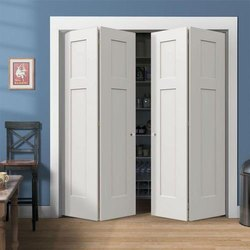 Folding & Sliding Shutter (Wooden Door Application)