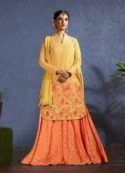 Party Wear Lehenga Suits