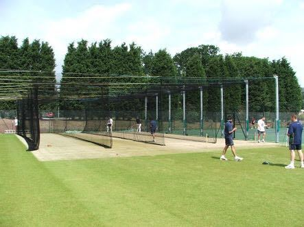 SG Green Cricket Practice Nets