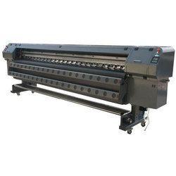 High Speed Flex Banner Printing Machine