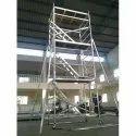 Stairway Aluminium Scaffolding Tower