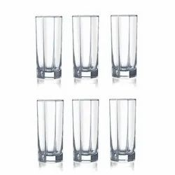 Tempered Glass Transparent Luminarc - Octime H/B Tumbler - 32 cl, For Hotel, Capacity: 320 Ml