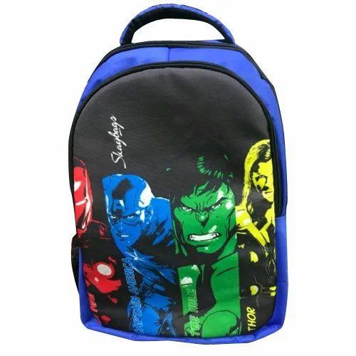 Skybags Polyester Designer School Bag