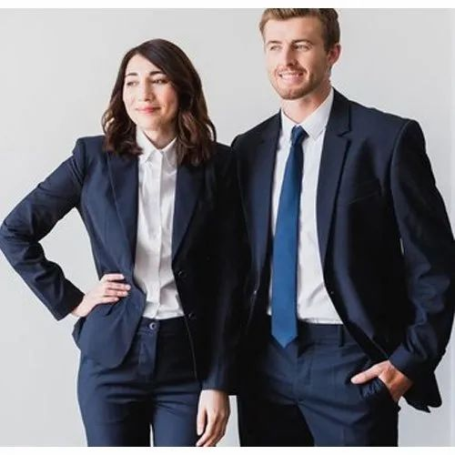 Unisex Corporate Uniform, For Office, Size: Medium, Rs 1400 /set | ID:  22147899333