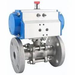 Automated Ball Valves