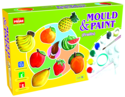 Multicolor Mould And Paint Fruit Creative Painting Diy Kit