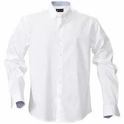 Valar White Linen Shirt