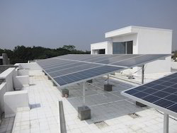 10 KW Solar Power Plant On Grid Systems