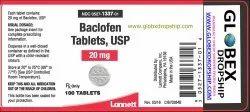 Baclofen Tablets