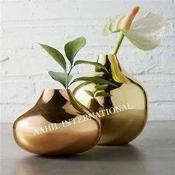 Modern Polished Wedding Decoration Vase