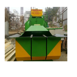 Mobile Concrete Batching Plant RM-1050