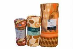 Mink Blanket Packaging Bag