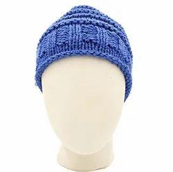 Spiral Slouchy Beanie Denim Blue at Rs 599  piece  3ff8360560b