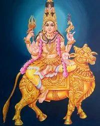 Shiva In Rishaba Vahanam