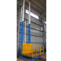 Hydraulic Industrial Lift, Capacity(ton): 1-2 ton
