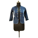 Ladies blue Denim Jacket