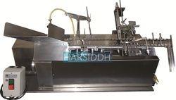 Single Head Ampoule Filling Sealing Machines