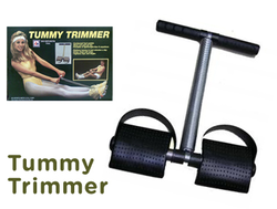 Tummy Trimmer Single Spring Ab Exerciser