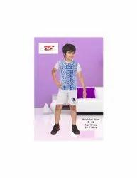 2 -5 Bio wash Kids Set Dress Boys, Size: S-XL