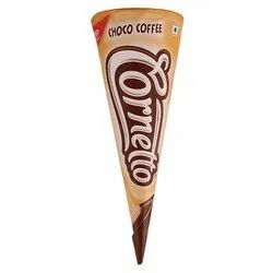 Cornetto Choco Coffee Ice Cream