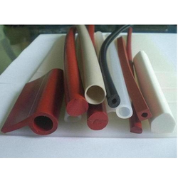 Extruded Rubber Seal, Size: 150 X 250 X 10 Mm