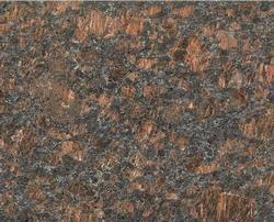 TAN Brown Flammed Granite