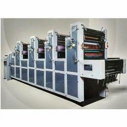 Non Woven D Cut W Cut And U Cut Printing Machine