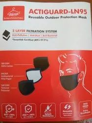 Reusable Actiguard LN 95 Mask