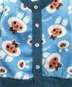 Kidofash Rabbit Design Cardigan