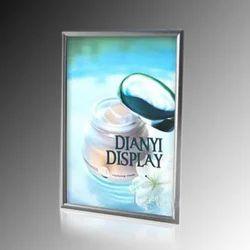 LED Aluminium Snap on Frame