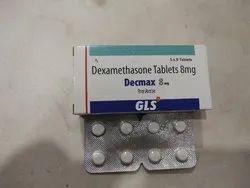 DECMAX Dexamethasone 8 Mg Tablet