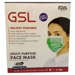 Elastic Ear Loop Face Mask